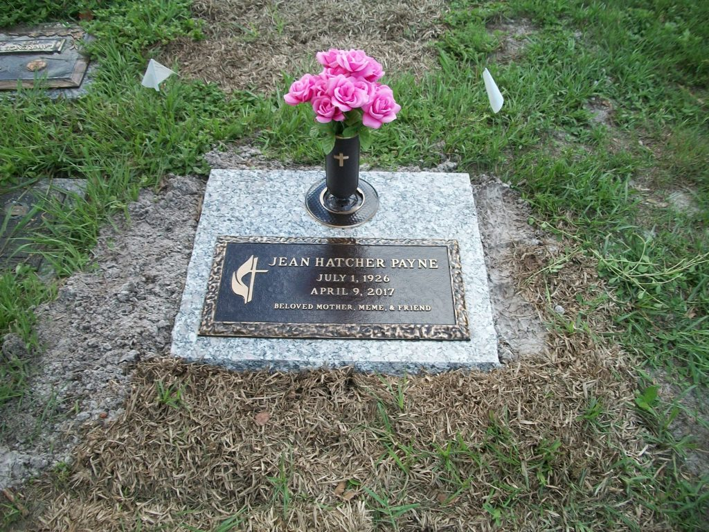 Bronze memorial markers cycadia monument co bronzevase methodist cross memorial park st petersburg reviewsmspy