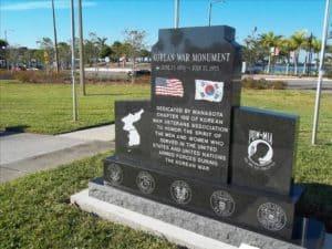 korean veterans memorial bradenton