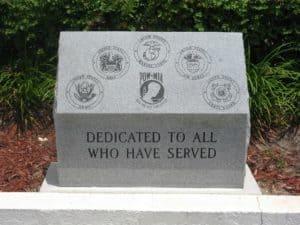 Veterans memorial serendipity park, Clearwater, Fl