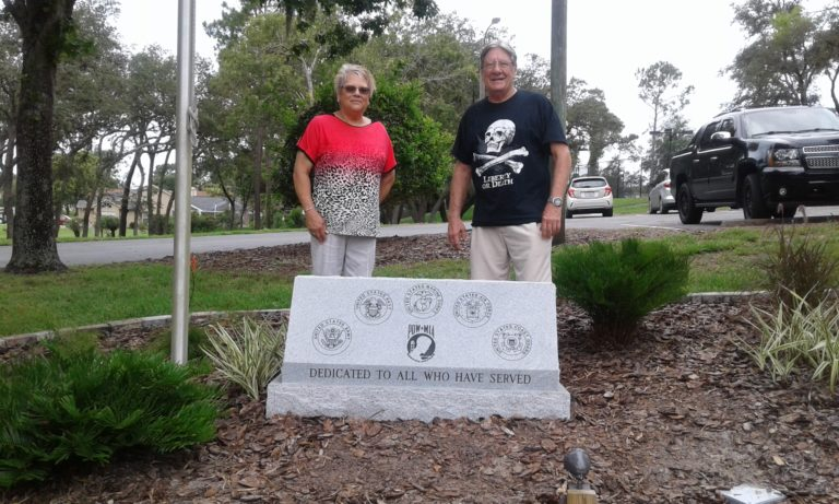 Veterans Memorial POW Spring Hill, Fl