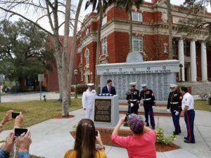 Hernando County Veterans Memorial 2020